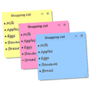 Simple Sticky Notes